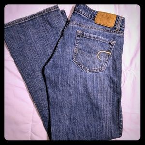 """American Eagle """"Hipster"""" Jeans"""